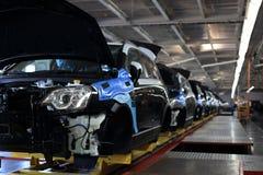 Fabricação da fábrica Imagem de Stock