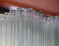 Fabricação de vidro médico Imagem de Stock Royalty Free
