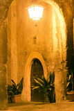 Fabrica di Roma nocą Obrazy Royalty Free