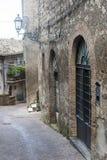 Fabrica di Roma (Włochy) Zdjęcie Stock