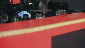 fabricación automatizada de la máquina almacen de metraje de vídeo