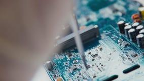 Fabricación de alta tecnología Producción electrónica de la placa de circuito metrajes