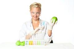 Fabricación de ciencia. Imagenes de archivo
