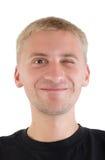 Fabricación de la cara Imagenes de archivo