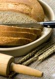 Fabricación de la serie 027 del pan foto de archivo libre de regalías