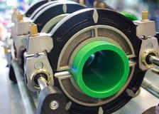 Fabricación de la tubería Foto de archivo libre de regalías