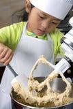 Fabricación de las galletas 013 Fotos de archivo libres de regalías