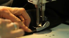 Fabricación de Loden de la máquina de coser en Italia metrajes