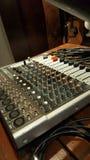 Fabricación de música Foto de archivo libre de regalías