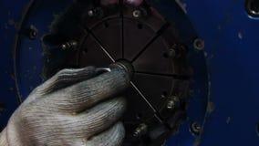 Fabricación de mangueras de alta presión almacen de video