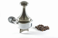 Fabricación del café Fotos de archivo