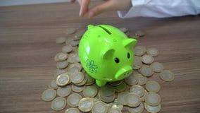 Fabricación del dinero metrajes