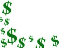 Fabricación del dinero Foto de archivo libre de regalías