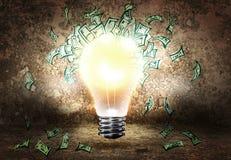 Fabricación del dinero Fotos de archivo