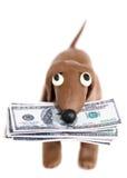 Fabricación del dinero imágenes de archivo libres de regalías