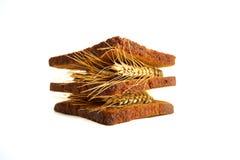 Fabricación del pan sabroso imagenes de archivo