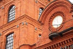Fabricación en Lodz Imagen de archivo