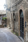Fabricadi Rome (Italië) Stock Foto