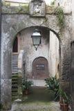 Fabricadi Rome (Italië) Stock Foto's