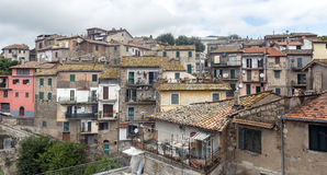 Fabricadi Rome (Italië) Stock Afbeeldingen