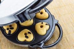 Fabricant de beignet Images stock