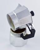 Fabricant de café italien Photographie stock