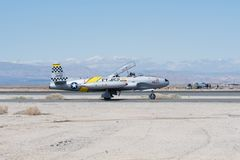 Fabricant de Lockheed T-33 Ace Images stock