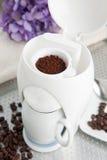 Fabricante de café Fotos de Stock Royalty Free