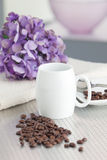Fabricante de café Imagem de Stock