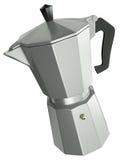 Fabricante de café ilustración del vector