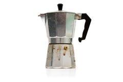 Fabricante de café Fotografia de Stock Royalty Free