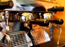 Fabricante de café Fotos de archivo libres de regalías