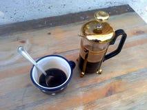Fabricante de café Fotografía de archivo