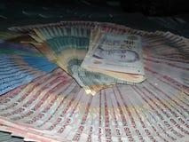Fabricante de dinero Imagen de archivo libre de regalías