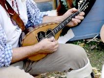 Fabricante de la música Foto de archivo libre de regalías