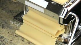 Fabricante 5 de las pastas Fotografía de archivo libre de regalías