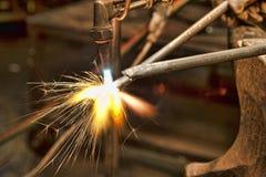 Fabricante del metal Fotografía de archivo libre de regalías