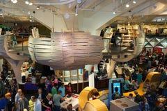 Fabricante Faire New York do mundo 2015 4 Imagens de Stock