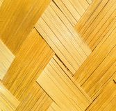 Fabricated bamboo bark Royalty Free Stock Photography