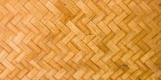 fabricated bamboo bark Stock Image