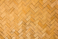 Fabricated bamboo bark Stock Images