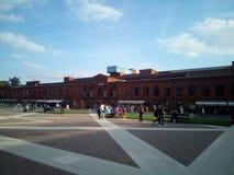 Fabrication à Lodz photos stock