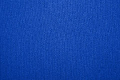 Fabrication bleue d'amende de texture de tissu Images libres de droits