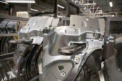 Fabrication d'industrie automotrice Photographie stock libre de droits