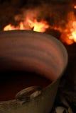 Fabrication de cuivre Photos libres de droits