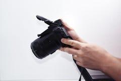 Fabrication de l'abstraction de photos Photographie stock