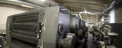Fabrication en acier Photographie stock libre de droits
