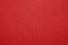 Fabrication rouge d'amende de texture de tissu Image stock