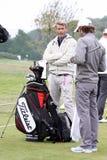 Fabrice Tarnaud, Vivendi golf cup, sept 2010 Stock Images