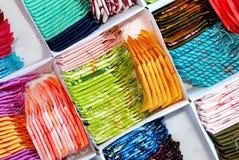 Fabrics 02 Royalty Free Stock Photo
